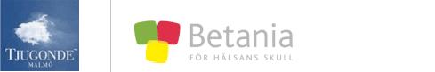 Våra partners: Tjugonde och Betania